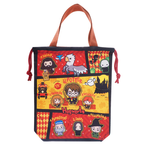 Harry Potter Drawstring Bag (M) 索繩袋 (中)