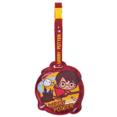 Harry Potter PVC Name Tag 姓名掛牌