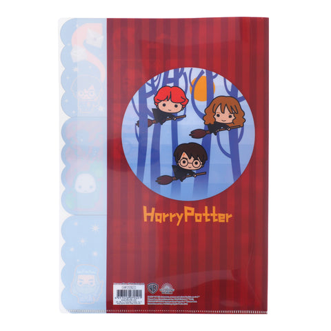 Harry Potter A4 3-Layer PP file 三合一A4 文件夾