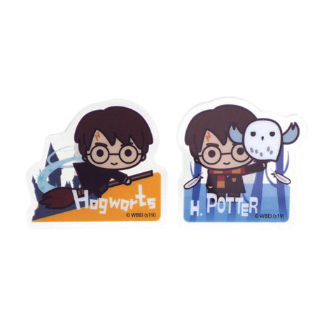Harry Potter Acrylic Clips Set (2Pcs/ Set) 文件夾子套裝 (2個)