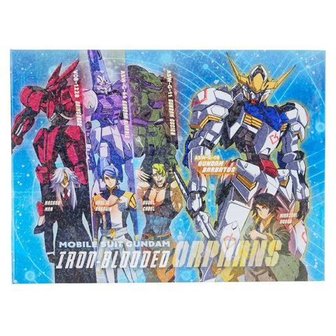 Gundam Iron-Blooded Orphans Autograph Book 紀念冊