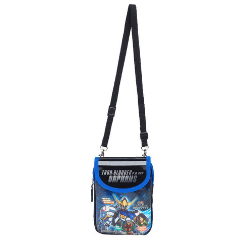 Gundam Iron-Blooded Orphans Nylon Multi Purpose Shoulder Bag 多用途尼龍斜揹袋