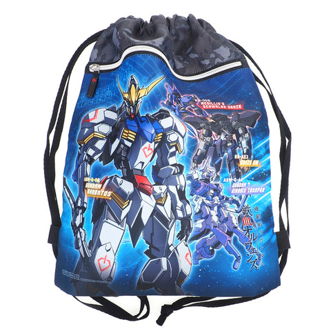 Gundam Iron-Blooded Orphans Drawstring Backpack 索繩背囊