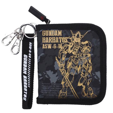 Gundam Iron-Blooded Orphans Nylon Wallet 尼龍銀包