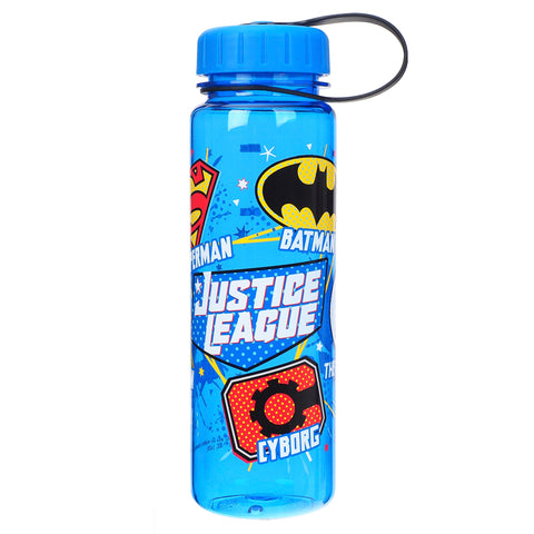 Justice League 500ml Water Bottle 膠水樽