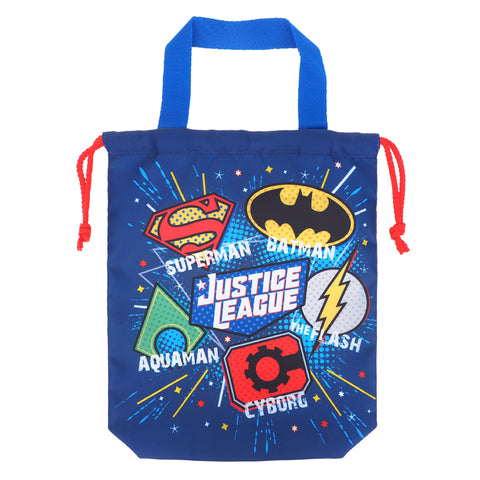 Justice League Drawstring Bag (M) 索繩袋 (中)