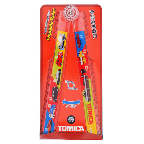 Tomica Multi-Function Foldable Ruler 多用途折疊尺
