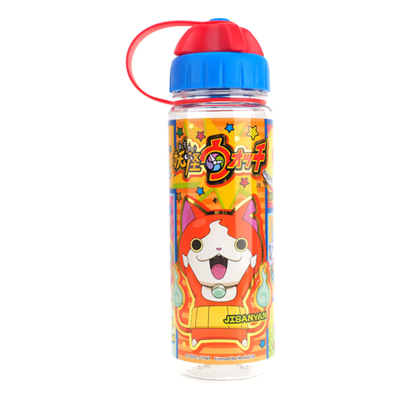 Yokai Watch 450ml Water Bottle 膠水樽