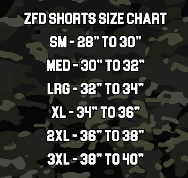 Zero Fucks Duck Flying Tigers Duck Shorts - Battleship Gray