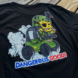 Dangerous Goods™️ Little Goons Cozy Kart Operator T-Shirt