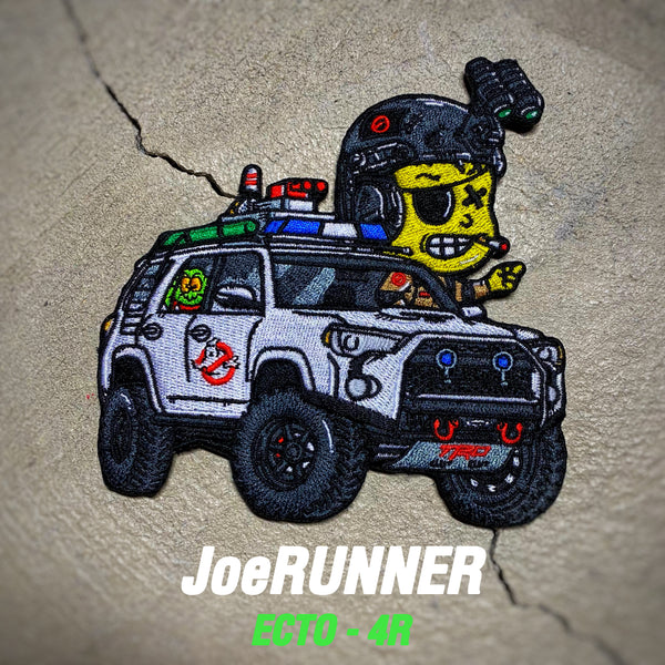 Danger Joe™️ JoeRUNNER Yota Patch - ECTO-4R
