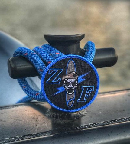 APOCALYPSE DUCK ZFD RECON EQT MORALE PATCH - TBL EDITION