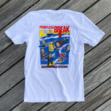 Dangerous Goods x Steve Nazar POINTLESS BREAK Short Sleeve T-Shirt