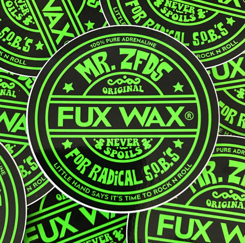 Official Mr. ZFD's FUX WAX 3.5