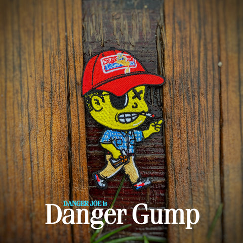 Dangerous Goods™️ Danger Joe Morale Patch - Danger Gump V1