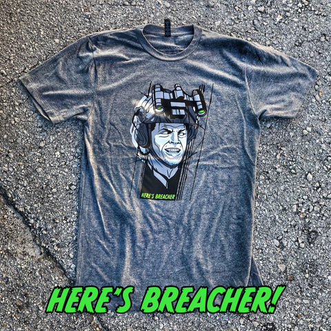 Dangerous Goods™ Here's Breacher Jack T-Shirt