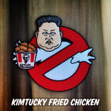 Kimtucky Fried Chicken Ghost Morale Patch