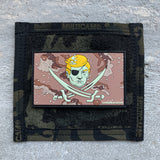 Calico Trump 3D PVC Glow-In-The-Dark Flag Morale Patch - Camo Series