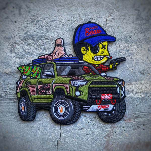 Danger Joe™️ JoeRUNNER Yota Patch - Family Truckster