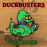 Zero Fucks Duck 'Duckbusters' Morale Patch Series