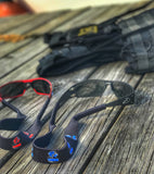 ZERO FUCKS DUCK TBL & TRL CROAKIES XL SUNGLASSES RETAINERS