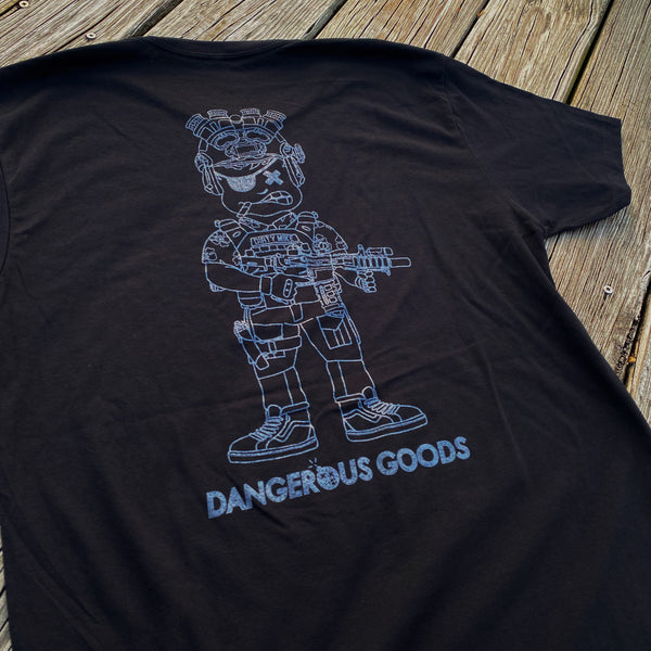 Dangerous Goods 'Dirty Mike & The Boys' Operator T-Shirt