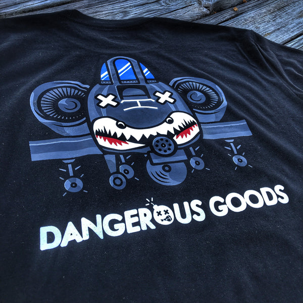 Dangerous Goods™ A10 Warthog Killbox T-Shirt
