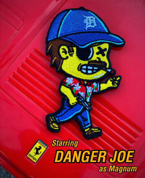 Dangerous Goods™️ Danger Joe Morale Patch - Magnum