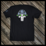"""ALL NEW"" A DUMP BOX OFFICIAL ""PUNISHER AS FUCK 2.0"" NVG OPERATOR T-SHIRT"