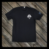 "THE SKULLCRUSHERS  ""LIGHTS OUT"" NVG NIGHT VISION OPERATOR T-SHIRT"