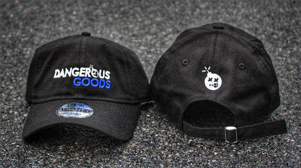 DANGEROUS GOODS™ NEW ERA CONTRACTOR CAP