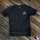 ZERO FUCKS BASEBALL LEAGUE FLAGSHIP ZFD T-SHIRT