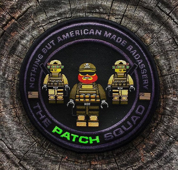 THE PATCH SQUAD OFFICIAL MORALE PATCH