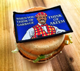 "Coming To America ""WHEN YOU THINK OF GARBAGE"" Morale Patch"