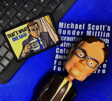 """THAT'S WHAT SHE SAID"" THE OFFICE MICHAEL SCOTT MORALE PATCH"