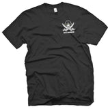 SKULLCRUSHERS 'LAND OF THE FREE AS FUCK' JOLLY ROGER NVG T-SHIRT