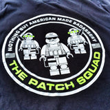 THE PATCH SQUAD X DUMP BOX OFFICIAL T-SHIRT