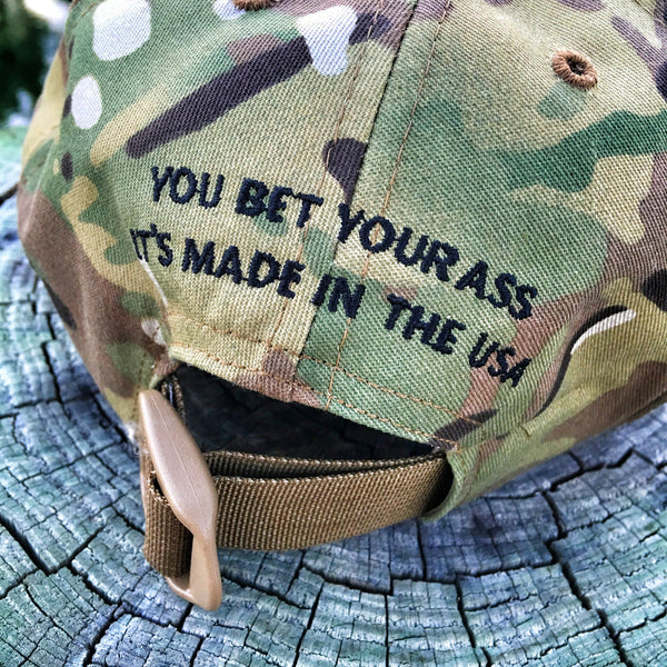 DUMP BOX TACTICAL TAILOR CONTRACTOR CAP - KRYPTEK & MULTICAM