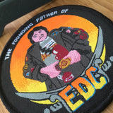 """THE FOUNDING FATHER OF EDC"" MORALE PATCH"