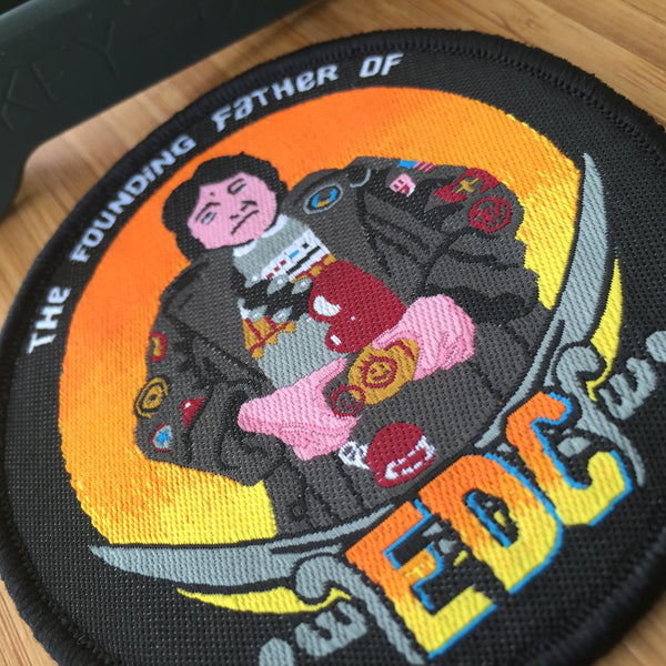 "The Goonies DATA ""Founding Father Of EDC"" Morale Patch"
