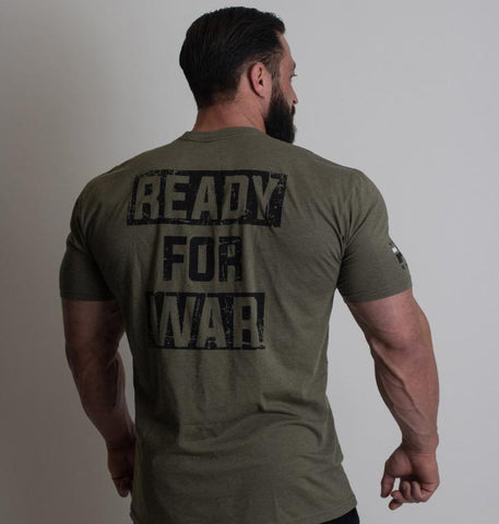 READY FOR WAR TEE (Army)