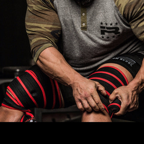 Rebel Knee Wraps (formerly Rhino)