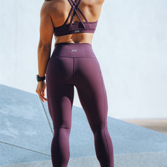 Limitless Pocket Legging (Amethyst)