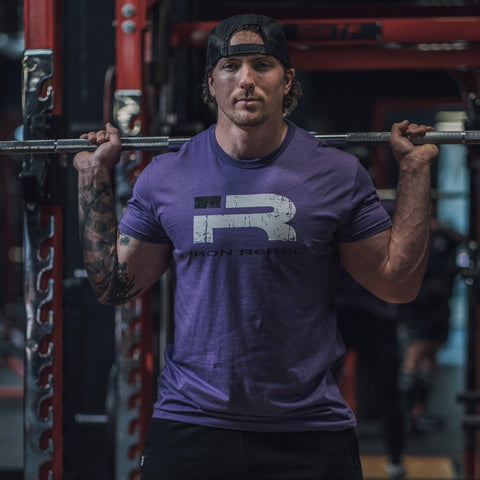 Forged Tee (Purple)