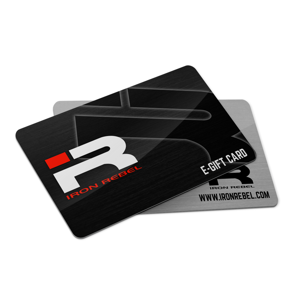 Iron Rebel® Gift Card