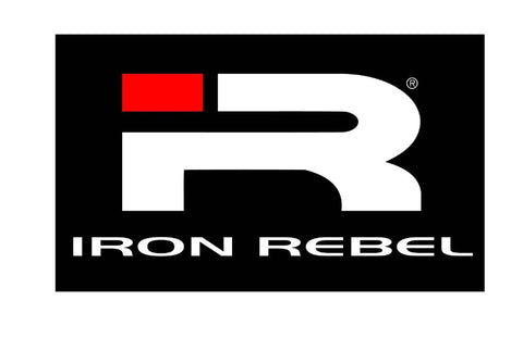 Iron Rebel® banner