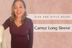 Size & Style Guide - Camyz Long Sleeve