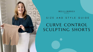 Video of Bella Bodies Australia Curve Control Sculpting Shorts
