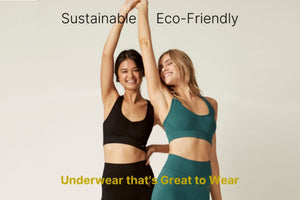 Eco Friendly women's underwear and active wear, Bella Eco