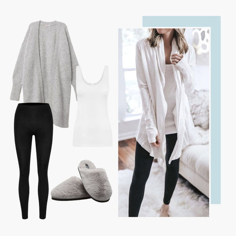 Bella Bodies Winter Layers I Loungewear